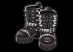 「ロックなブーツ」
