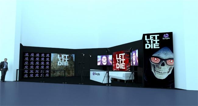 E3の『LET IT DIE』ブースでTwitch生配信決定