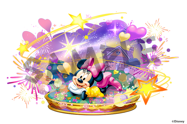 「ミニーマウス【ドリーム】」