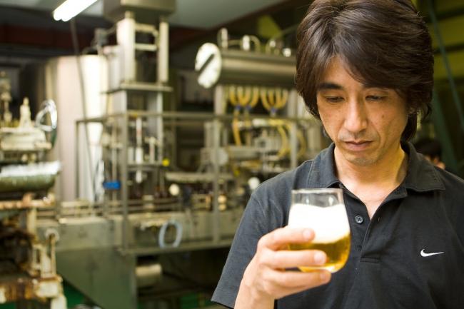 サンクトガーレン代表取締役 兼 醸造長 岩本伸久