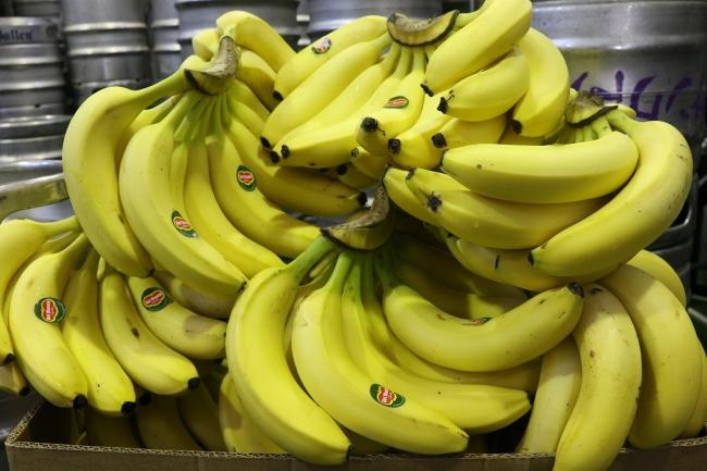 バナナチョコレートスタウト製造風景