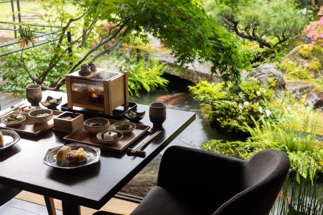 ー宿泊のお客様限定でご提供する和朝食