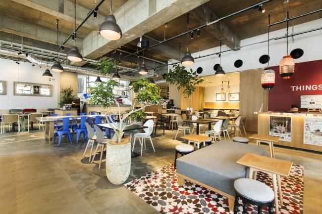 CAFE ETRANGER NARAD(カフェエトランジェ・ナラッド)