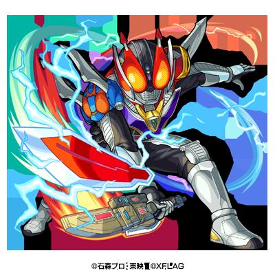 火属性 ★6 仮面ライダー電王 クライマックスフォーム (獣神化後)