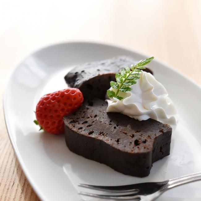 ▲ブラウニー母さん チョコレートブラウニー
