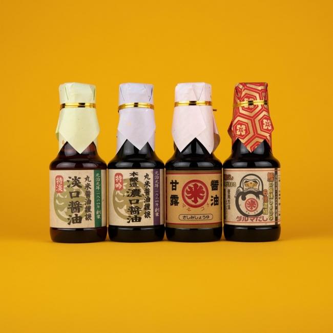 ▲丸米醤油 甘露醤油 (11日のみ出店)