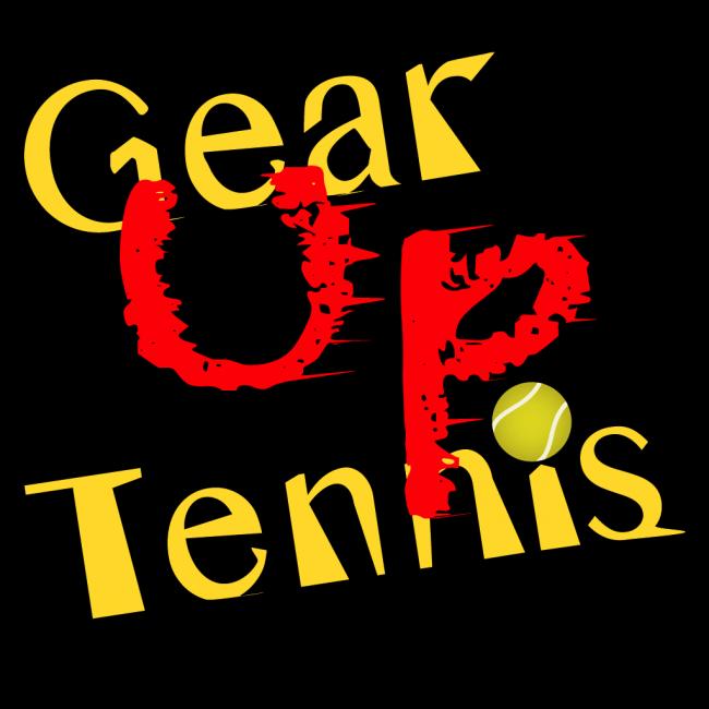 ギアアップテニス ロゴ