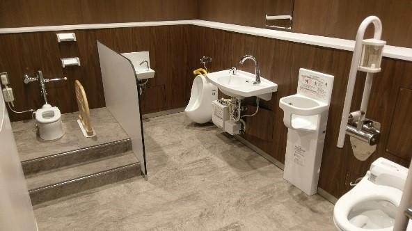 家族トイレ