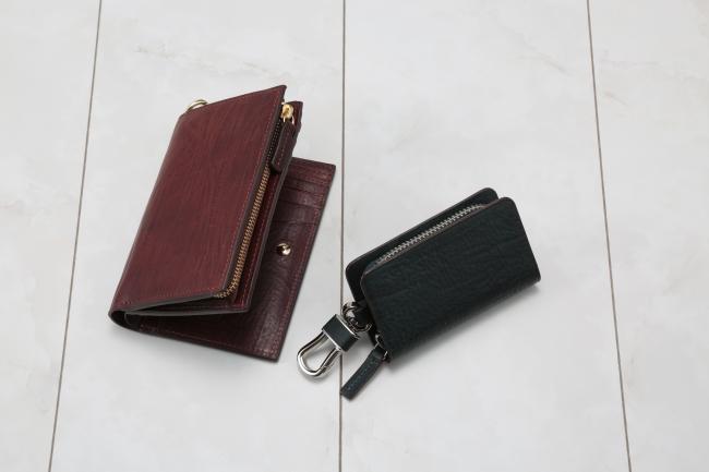 SONNE(ゾンネ)は財布以外にもキーケースなどギフトにもオススメの小物が多数