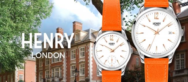 promo code 8aec9 d6bd2 英国の腕時計ブランド「ヘンリーロンドン」から日本限定モデルが ...