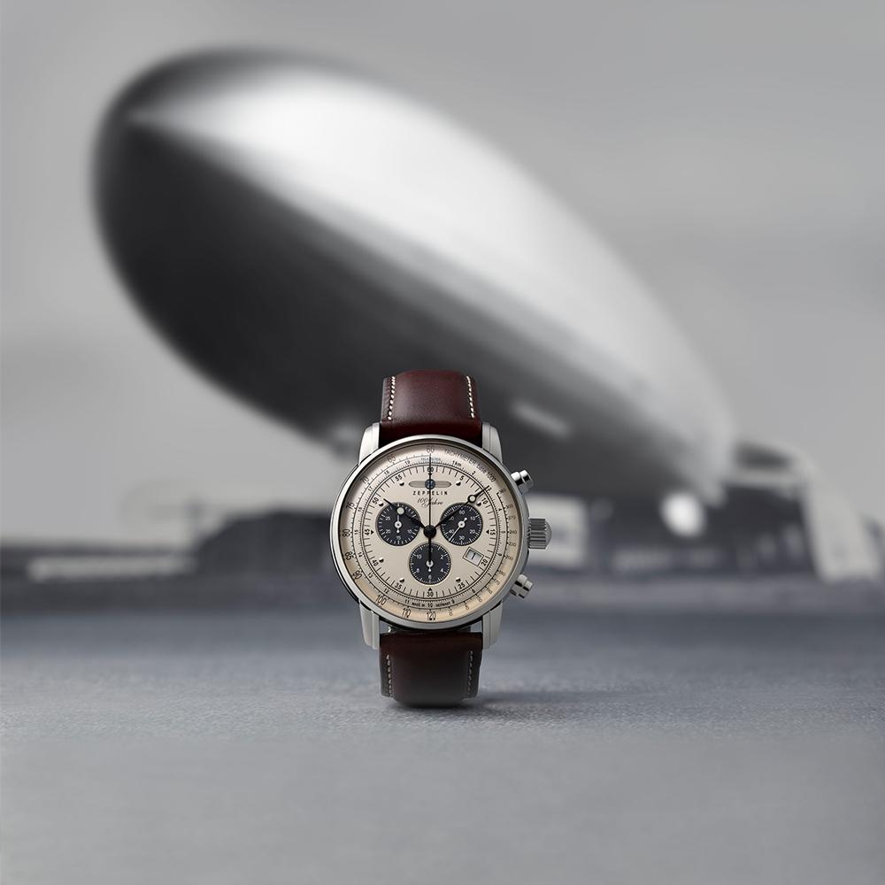ドイツの腕時計『ツェッペリン(ZEPPELIN)』が新作の「100周年記念 ...