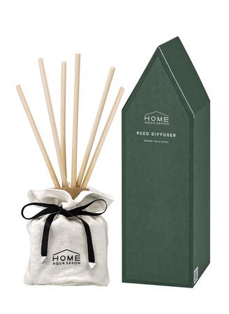 ■ホーム アクア シャボン リードディフューザー グリーンティー&ムスクの香り