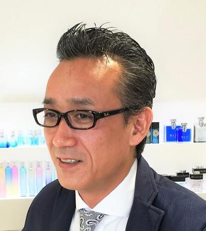 コスメティック事業部統括部長 Health&Beauty推進プロデューサー 小渕 清次