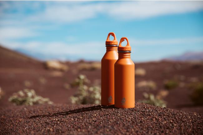 ユシ・オクサネンの活動拠点であるカリフォルニアの砂漠にて(M5・M8)
