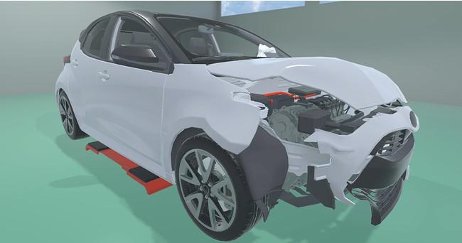 事故車モデル