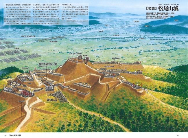 ▲一つとして同じもののない日本の城の形態は、驚くほど多彩だ。