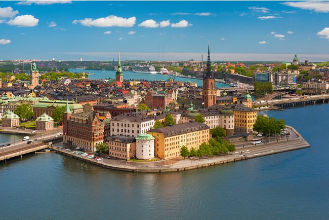 島の数が世界で一番多い国は、意外な北欧のあの国 (C)iStock