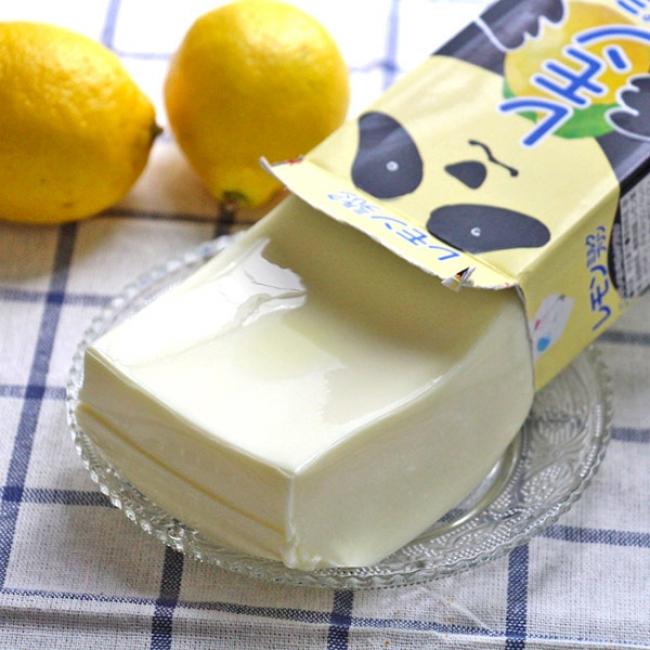 オリジナル パンダレモンミルクプリン イメージ