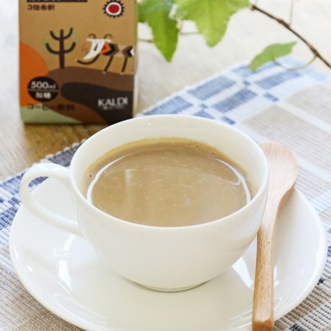 オリジナル カフェオレベース(濃縮コーヒー)_イメージ