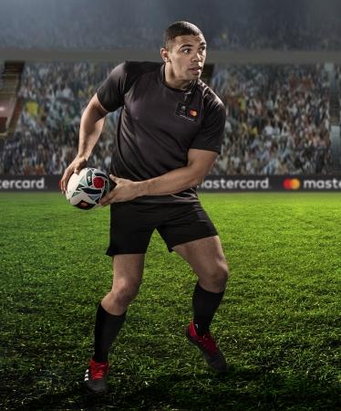 ブライアン・ハバナ(元ラグビー南アフリカ代表)