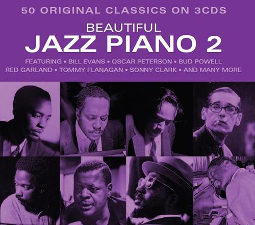『BEAUTIFUL JAZZ PIANO 2』
