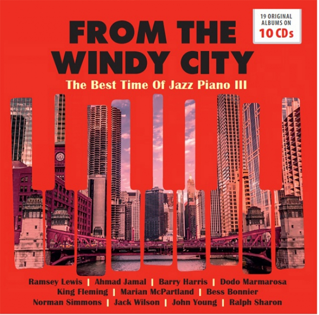 『FROM THE WINDY CITY The Best Time of Jazz Piano Ⅲ』