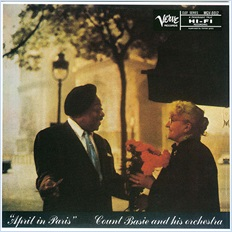 Count Basie & His Orchestra_AprilInParis