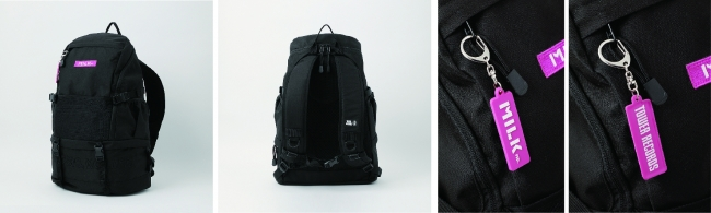 MILKFED. × TOWER RECORDS 2019 BACKPACK