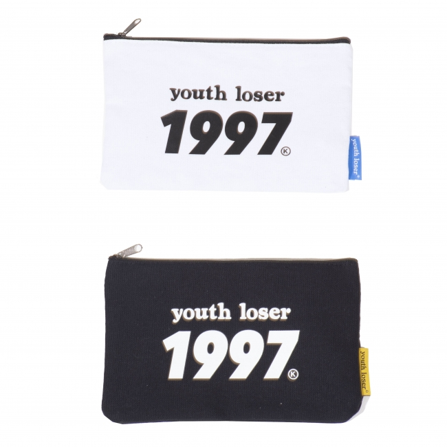 Youth Loser POUCH(WHITE/BLACK)/(BLACK/WHITE)