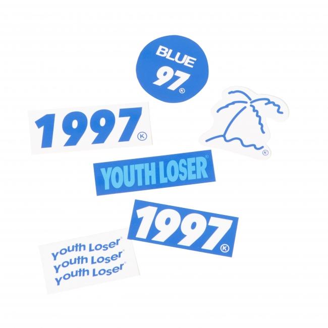 青年失败者贴纸套装