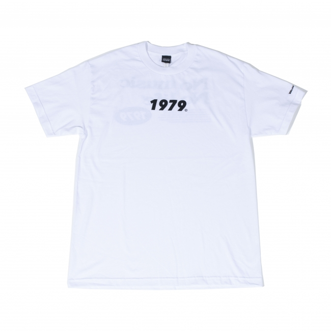 Youth Loser × WEARTHEMUSIC T-SHIRTS(WHITE)FRONT