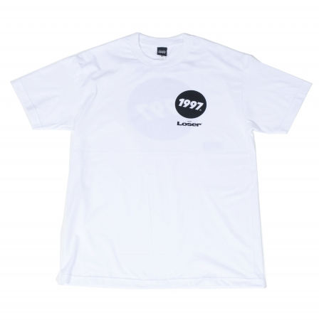 Youth Loser T-SHIRTS(WHITE)FRONT