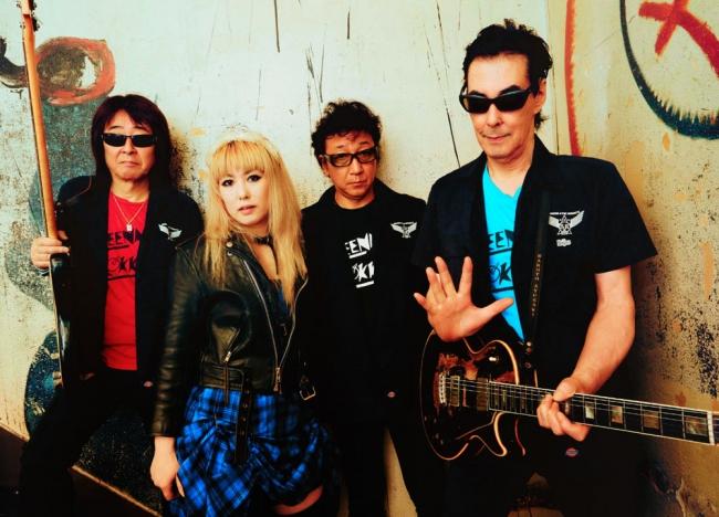 シーナ&ロケッツ with LUCY