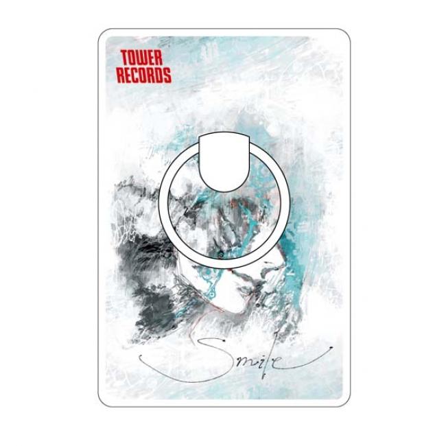 Eve × TOWER RECORDS モバイルリングホルダー