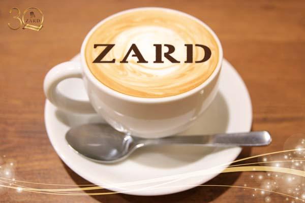 ZARD ロゴラテ