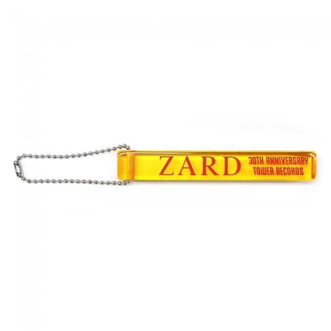 ZARD × TOWER RECORDS ルームキーホルダー