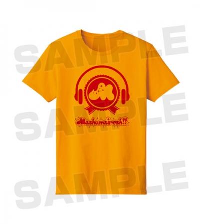 描き下ろしイラスト ヘッドフォンver. ロゴTシャツ(全1種)