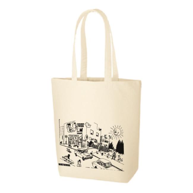 Stoner's Town Tote Bag