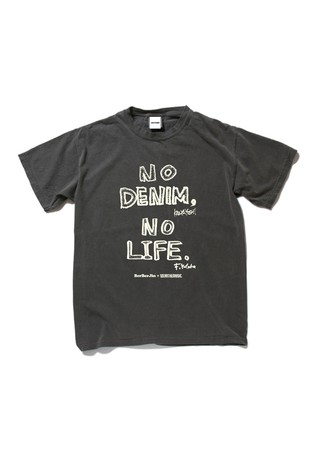 N.D.N.L. T-Shirt_Vintage Black