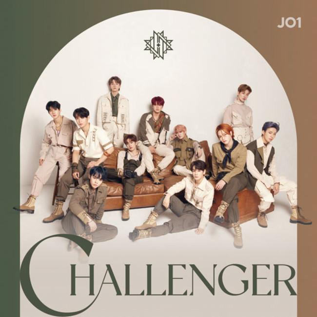 『CHALLENGER』初回限定盤A