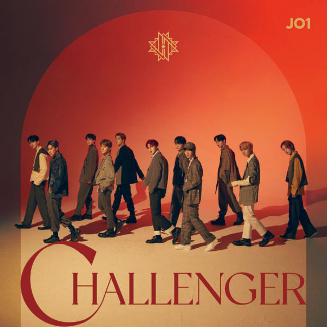 『CHALLENGER』初回限定盤B
