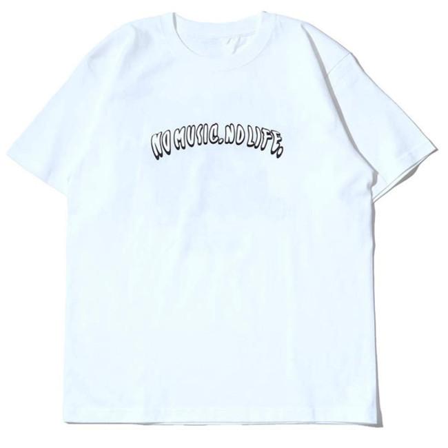 RSC × WTM S/S T-shirt White(FRONT)