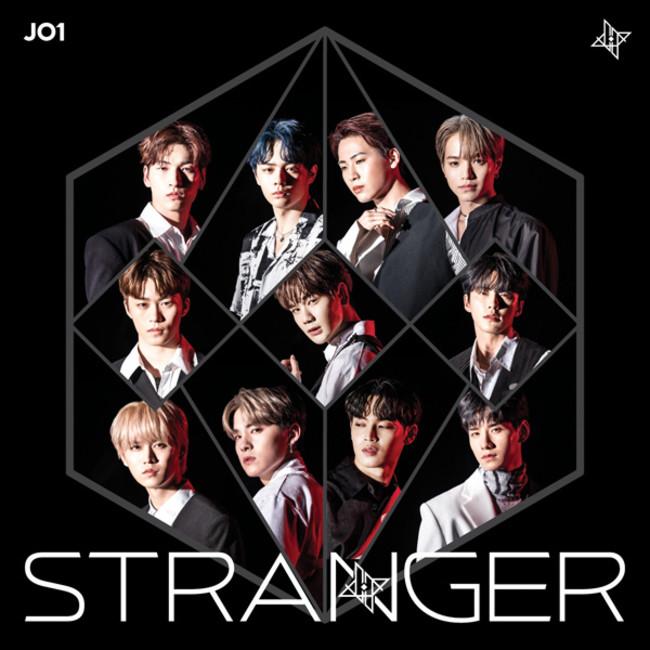 『STRANGER』初回限定盤A