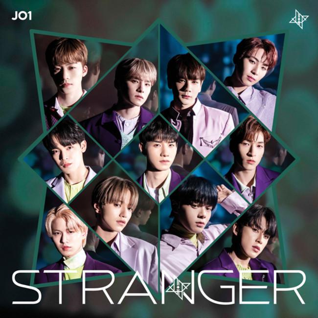 『STRANGER』初回限定盤B