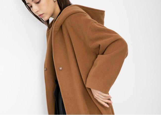 coat ¥29,700(税込)
