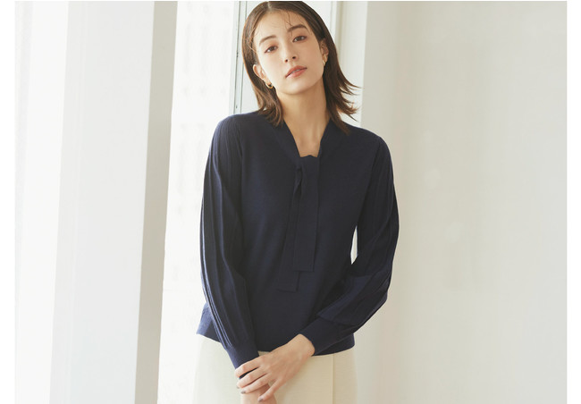 pullover ¥6,000+tax