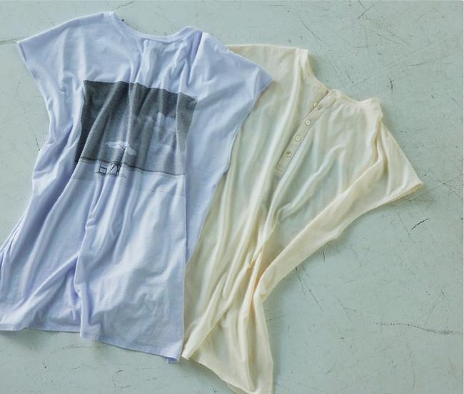 2way T-shirt ¥6,600