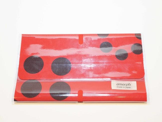 3つ折抗菌マスクケース(例:真救キーパー)