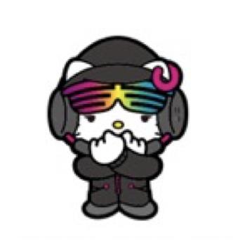 DJ Hello Kitty2