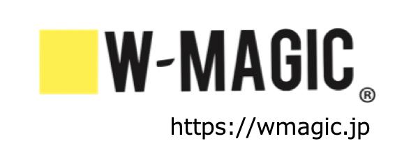 W-MAGICロゴ